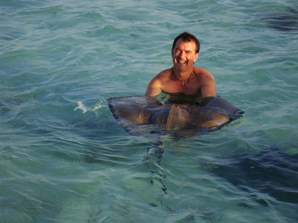 Tomada el 16 de abril de 2009 en la isla San Andres, San Andres y Providencia, Colombia
