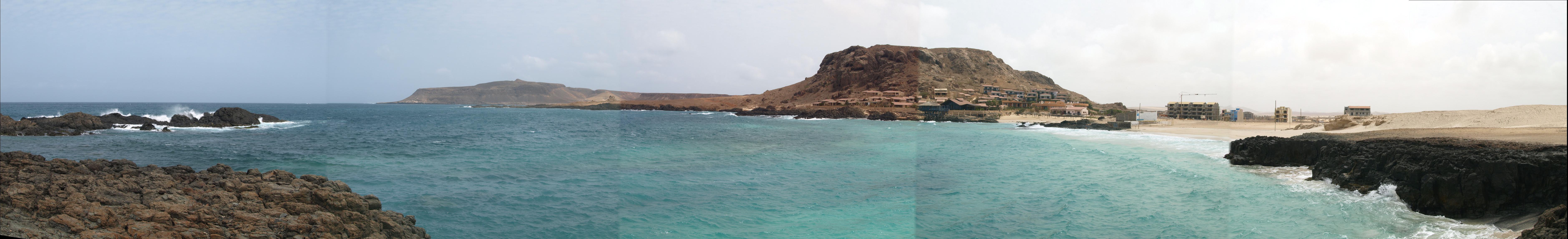 P3282319 Pano Cabo Verde Boavista  Sal Rai