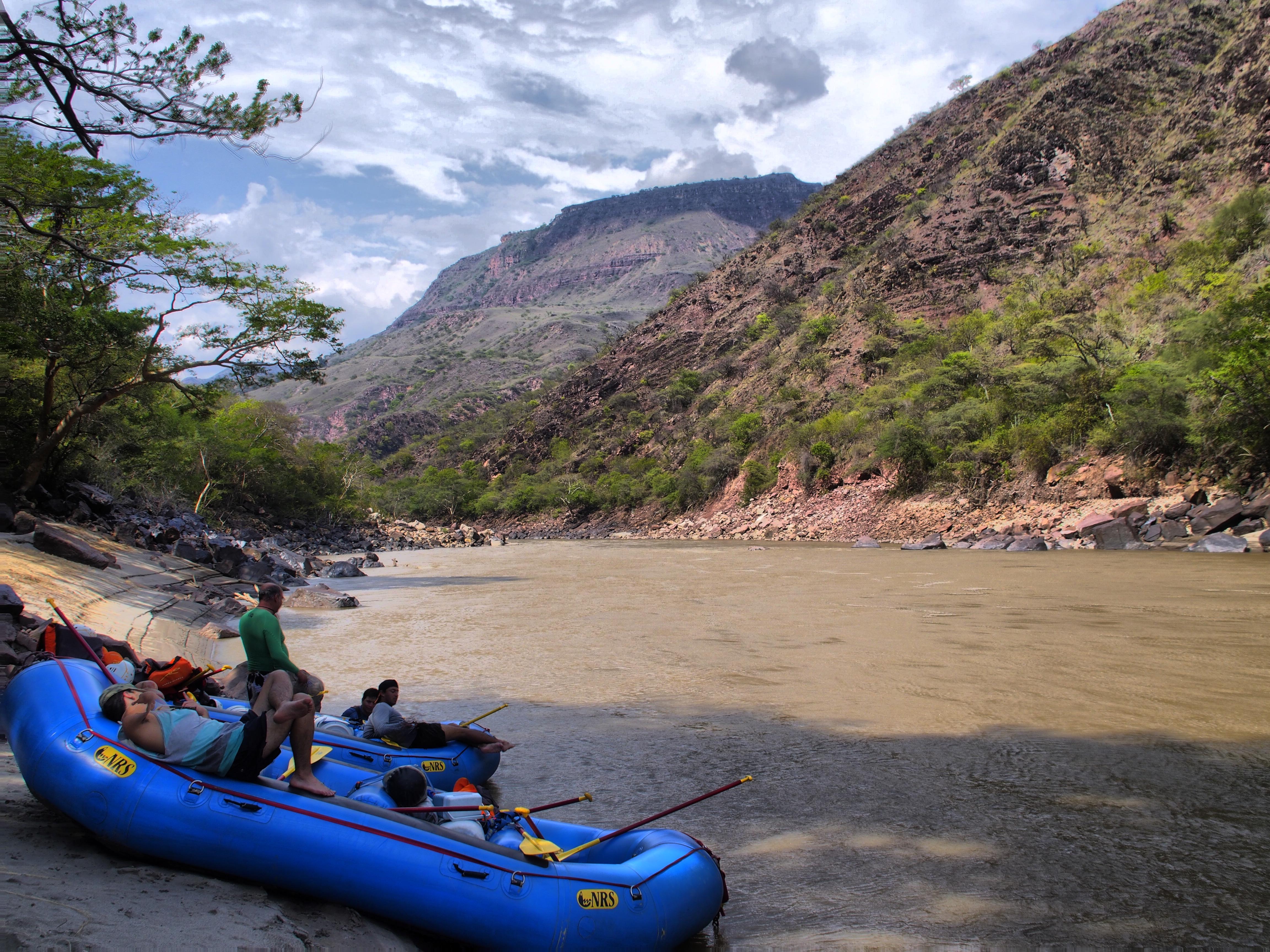 _LZX4861_2_3 HDR Chicamocha Rio Expediciones