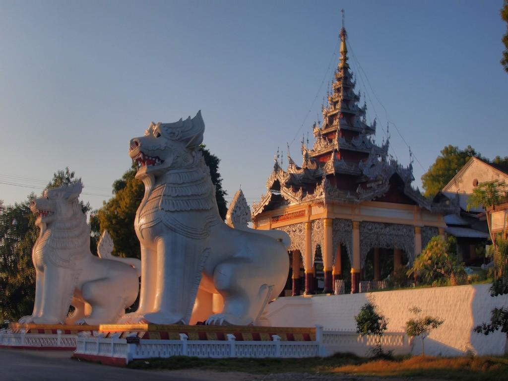 P1251443 HDR Myanmar Mandalay Hill