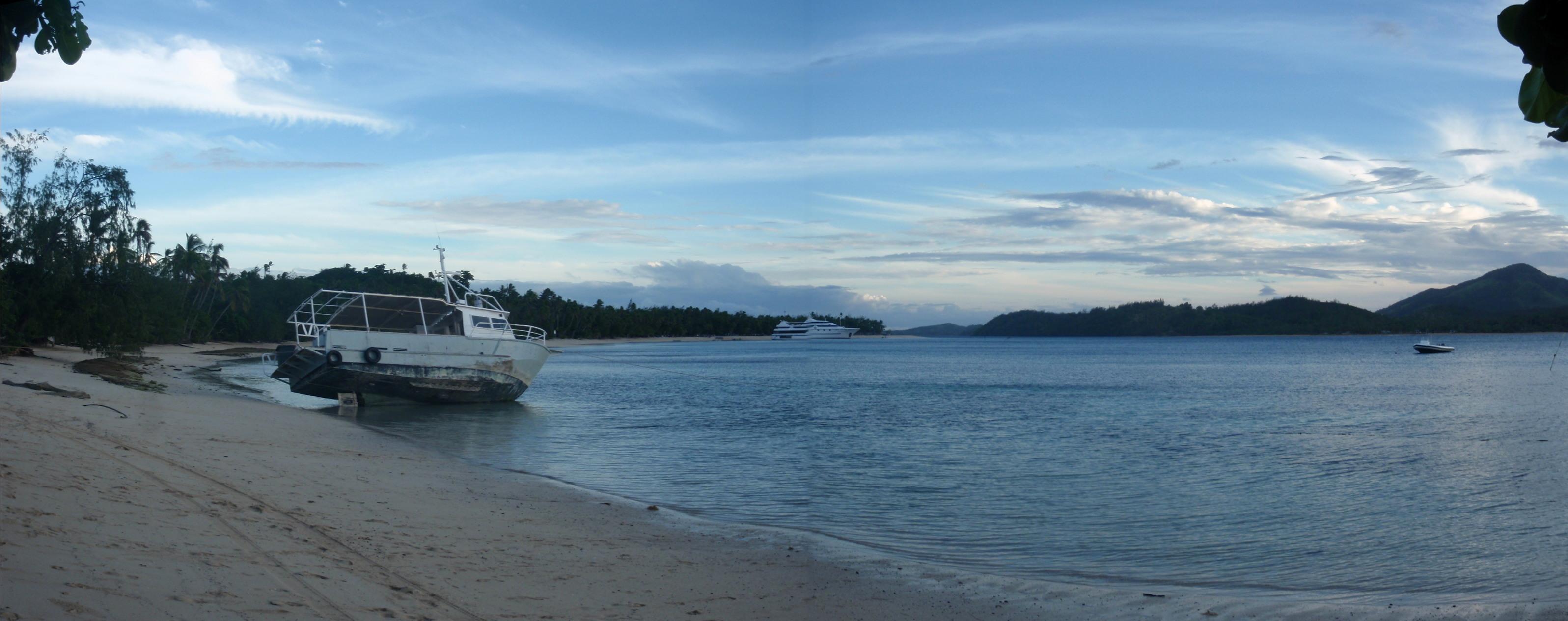 P4210013 Pano Fiji Blue Lagoon Nanuya Lailai