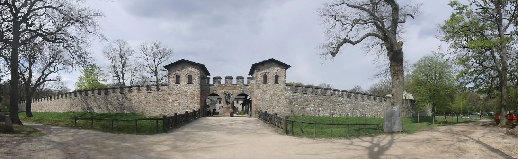 P4065235 Pano Antiguas Fronteras Romanas Unesco Alemania