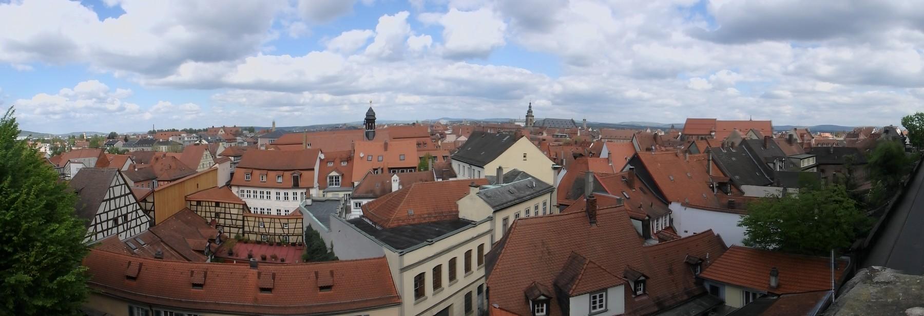 P4160179 Pano Bamberg Unesco Alemania