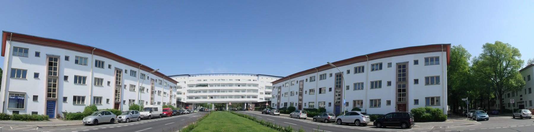 P4250134 Bloques de viviendas modernistas de Berlín Unesco Alemania