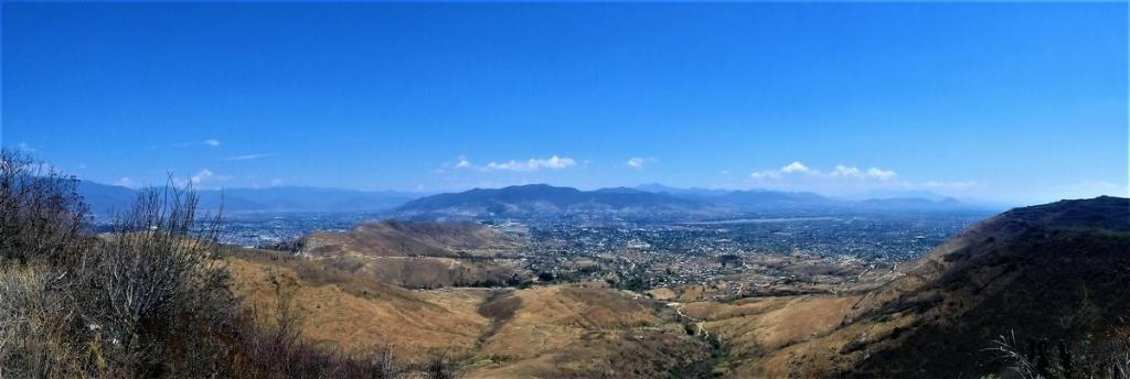 P3310363 Pano Oaxaca Monte Alban Patrimonio Humanidad UNESCO