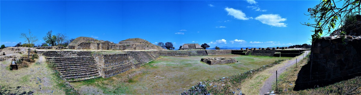 P3311090#VagamundosMexico Pano Oaxaca Monte Alban Patrimonio Humanidad UNESCO